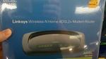 Linksys Wireless ADSL2+ Modem Router $19.99 at Australia Post in WA