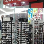 $1 Sunglasses from The Souvenirs Warehouse Pacific Fair Gold Coast
