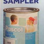 Free 500ml Pascol Tinted Colour Sample from Masters between 10-Oct to 23-Oct
