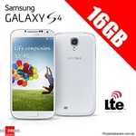 Samsung Galaxy S4 i9505 4G 16GB Smart Phone White $499.95 + Postage @ Shopping Square