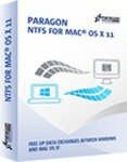 Paragon NTFS 11.0 for Mac OS X - 50% off - $9.95 USD (RRP $19.95 USD)