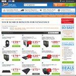 BONUS Corsair 1300 Gaming Headset RRP $99 When You Buy Both a Corsair Vengeance KB & Mouse @JW