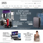 Save on Home and Electrical at David Jones