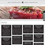 [NSW] Beef Specials ( Eye Fillets $20/kg + more) @ The Australian Meat Emporium Alexandria