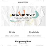 Free Shipping from Urban Outfitters - Price Starts @ US $1.99. 10% off for Orders US $50 and above