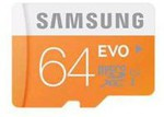 Samsung EVO 64GB MicroSD Class 10 for $38 + Shipping or Free Pick up @ MSY