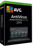 AVG AntiVirus 2015 (100% OFF) - Save $39.99