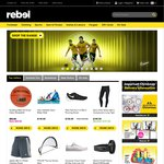 Rebel Sport - 30% off under Armour Clothing - Online and in Store