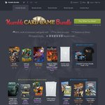 Humble Card Game Bundle - PWYW, BTA & Others from USD $12-$35