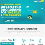 Optus Basics Plus Bundle - Cable Customers Only - $75pm + $125 Setup (Direct Debit Only / 24 Month Contract)