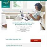 Suncorp Platinum Credit Card $0 for Life + 0% 9 Month Balance Transfer