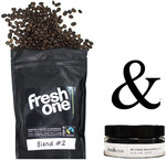 Free Coffee Beans with Coffee Scrub Purchase @ Fresh One Body