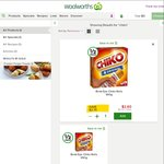 Chiko Rolls (Box of 4) $2.60 - Less than Half Price @ Woolworths (save $2.79)