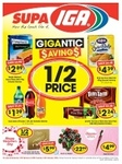 50% off Coke/Sprite/Fanta/Lift 1.25L $1.39, iCare 3ply Dbl Length Toilet Rolls 4pk $1.99 ($0.25/Std Roll) + More @ IGA [Not TAS]