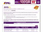 TPG Unlimited Plan ADSL2+ for $75 Per Month (NSW Only)