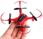 Floureon H101 6 Axis Gyro 2.4GHz RC Quadcopter US $6.41 (~AU $8.6) Delivered @ Everbuying (New Accounts)