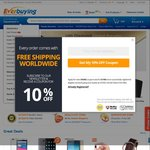 13% Off Orders @ Everbuying