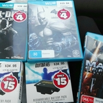Wii U Batman Arkham City, Call of Duty Black Ops 2, Mass Effect 3 $4 @ EB Games