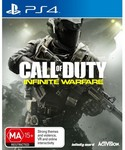 Call of Duty: Infinite Warfare PS4/XB1/PC $49 Pickup/Delivered @ Harvey Norman