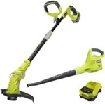 Ryobi One+ Line Trimmer/Blower/4Ah/Fast Charger Kit $199 @ Bunnings Warehouse [Carrum Downs, VIC - Aus Wide?)