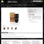 Nikkor Lens Tumbler - $4.50 (Originally $22) Plus $8 Shipping @ Nikon Store