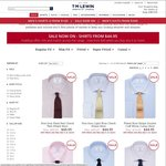 T.M Lewin Australia | All Shirts $32 Delivered