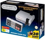 Nintendo Classic Mini $99 Nintendo Classic, Mini Controller $19 @ Target Free Shipping on Console