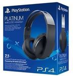 PS4 Platinum 7.1 Wireless Gaming Headset $198.39 Shipped @ Mighty Ape eBay