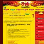 The Chilli Factory - 50% off Most 2L Packs of Chilli Sauce/Relish/Paste