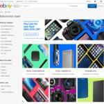 eBay 20% off Tech Sale at 62 Stores