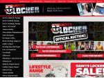 Saints Locker Online - FREE ($0) Postage until Sunday 5PM!