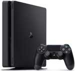 Sony PlayStation 4 500GB Slim Console (Black) for $299 @ Big W
