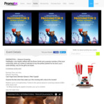 Up to 4 Complimentary Tickets to Paddington 2 $8.95 Booking Fee @ Event Cinemas (Indooroopilly QLD)