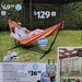 ALDI - Double Hammock with Frame $49.99, Grolsch Premium Lager 24 x 330mL $44.99