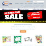 20% off Storewide - Absolutely Everything on Sale @ Boxlots.com.au