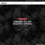 2XU: Take an Additional 20% off Already Reduced Items