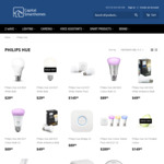10% off Philips Hue Lighting + Free Shipping at Capital Smarthomes