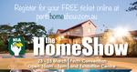Free Tickets to HIA Perth Home Show (23 Mar - 25 Mar)