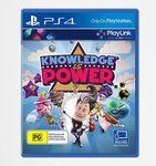 [PS4 ] Target | Knowledge Is Power $9, Hidden Agenda $9 (RRP $24)