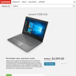 """Lenovo V330 / 14"""" FHD / 8th Gen Quad Core i7-8550U / 256GB SSD / 8GB RAM / AMD 530 GPU / Backlit KB / $1011 Shipped @ Lenovo"""
