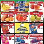 [QLD] Bananas $0.59/Kg, Tomatoes $0.59/Kg, Sweet Potatoes $0.49/Kg @ Discount Fruit Barn Rothwell