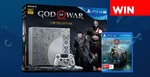 Win a Limited Edition God of War PlayStation 4 Pro Bundle from PressStart
