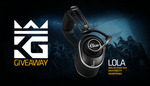 Win a Blue Microphones Lola Headset from KingGeorge