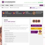 Cashrewards Cashback Increase: 10% at Chemist Warehouse, up to 7% at BWS