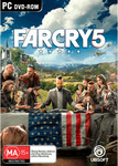 Far Cry 5 PC $57 | PS4/XB1 $68, Father Edition $98, Gold Edition $108 @ EB Games
