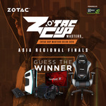 Win a ZOTAC MEK1 Gaming PC Bundle or 1 of 3 Other Prizes from ZOTAC