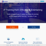 ITPro.TV - IT Pro Certification Training - 50% off ($285 USD/ $385 AUD Per Year or $28.50 USD or $38.50 Per Month)