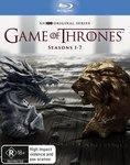 Game of Thrones S1-7 Blu-Ray $134.24 ($114.24 for New Users) @ Amazon AU