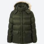 Uniqlo Men's Down Jacket $99.90 with Free Shipping (RRP $149.90)