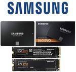 Samsung 860 EVO SSD 1TB $238.50 Delivered @ Shallothead eBay